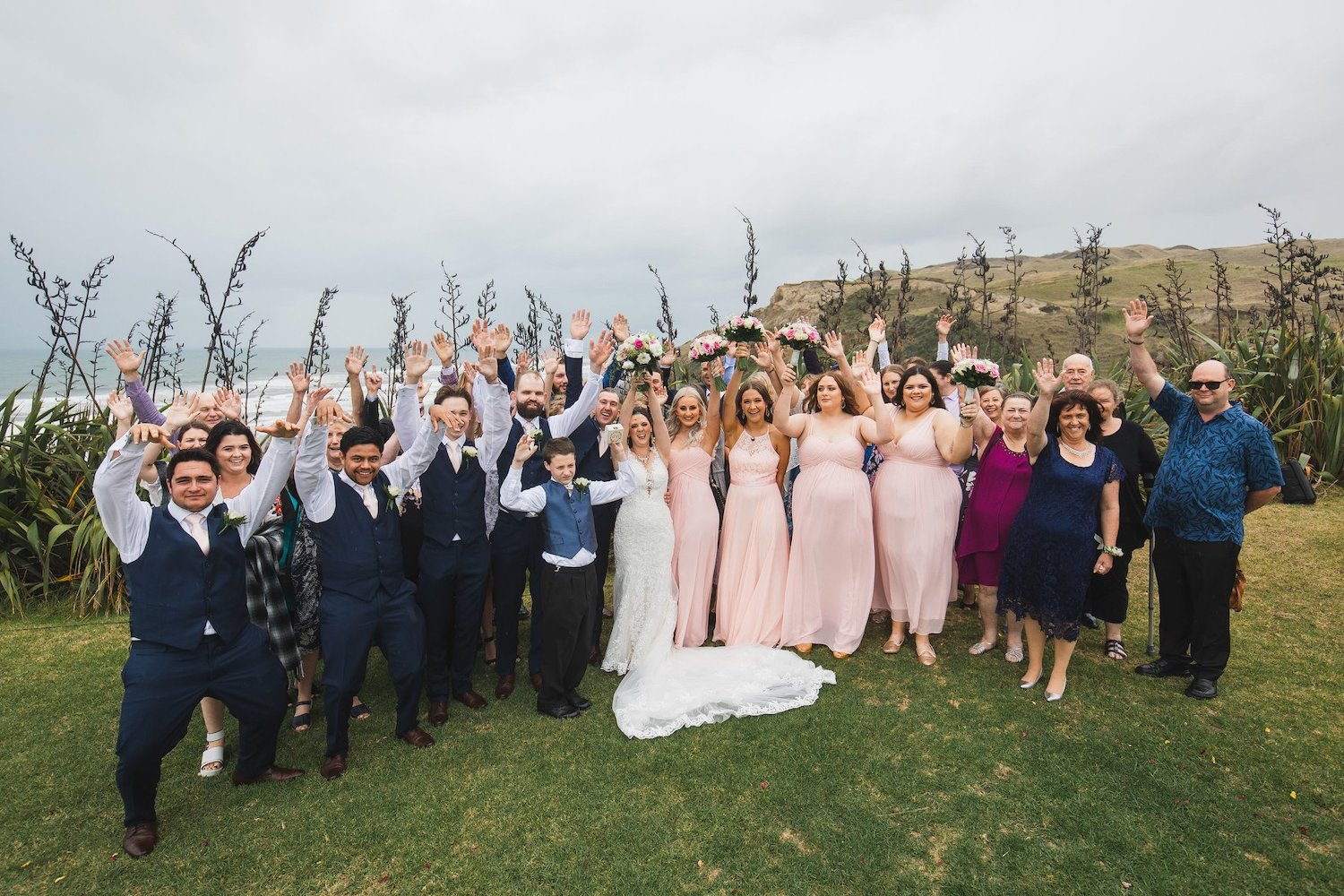 Family Focused Wedding at Castaways Resort