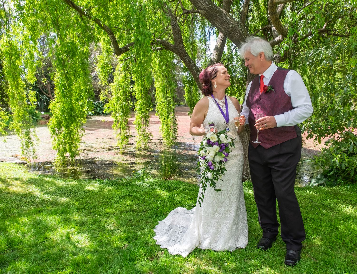 Intimate Family Wedding at Peppers Parehua