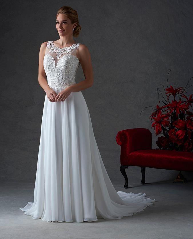 Astra Bridal Bonny 6616 Wedding Dress