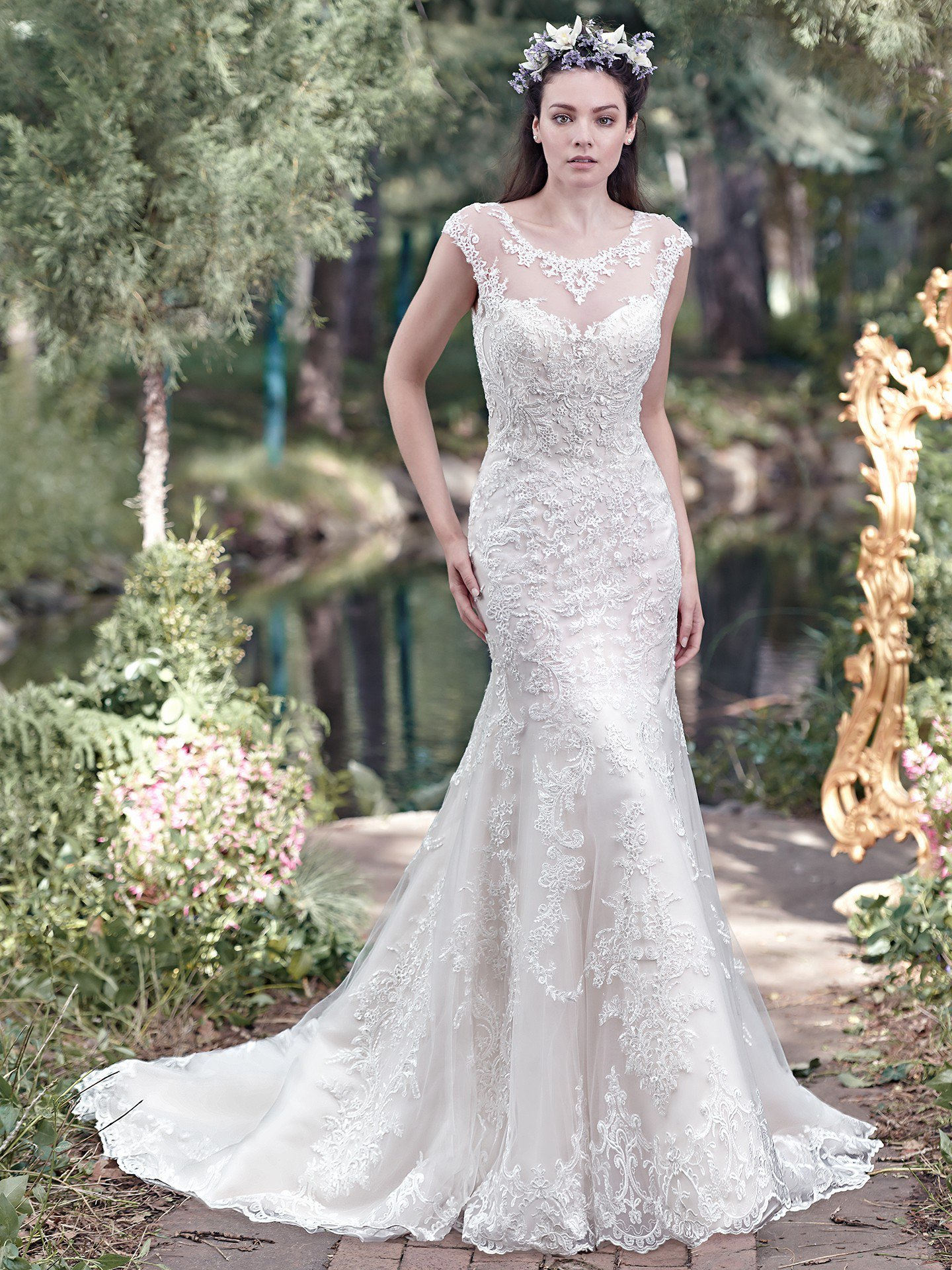 Astra Bridal Maggie Sottero Mercedes