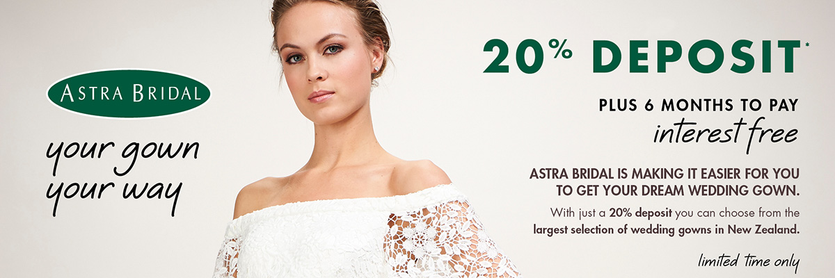 Astra Bridal - Wedding Gowns & Bridal Dress Salons