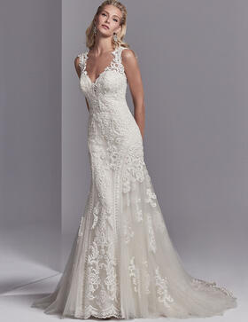 Maggie Sottero Channing Rose