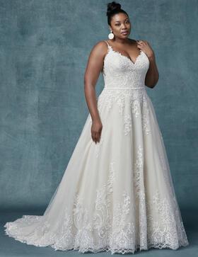 002df31d3fc Astra Bridal Plus Size Wedding Dresses