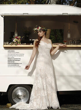 As featured in Bride and Groom Magazine Issue 90