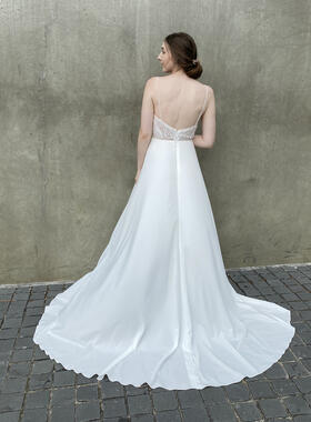 Forget Me Knot Organdy | Wedding Dress New Zealand