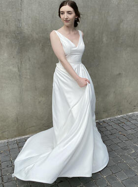 Forget Me Knot Rona | Wedding Dress New Zealand