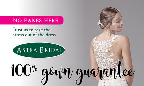 100% Gown Guarantee<br>